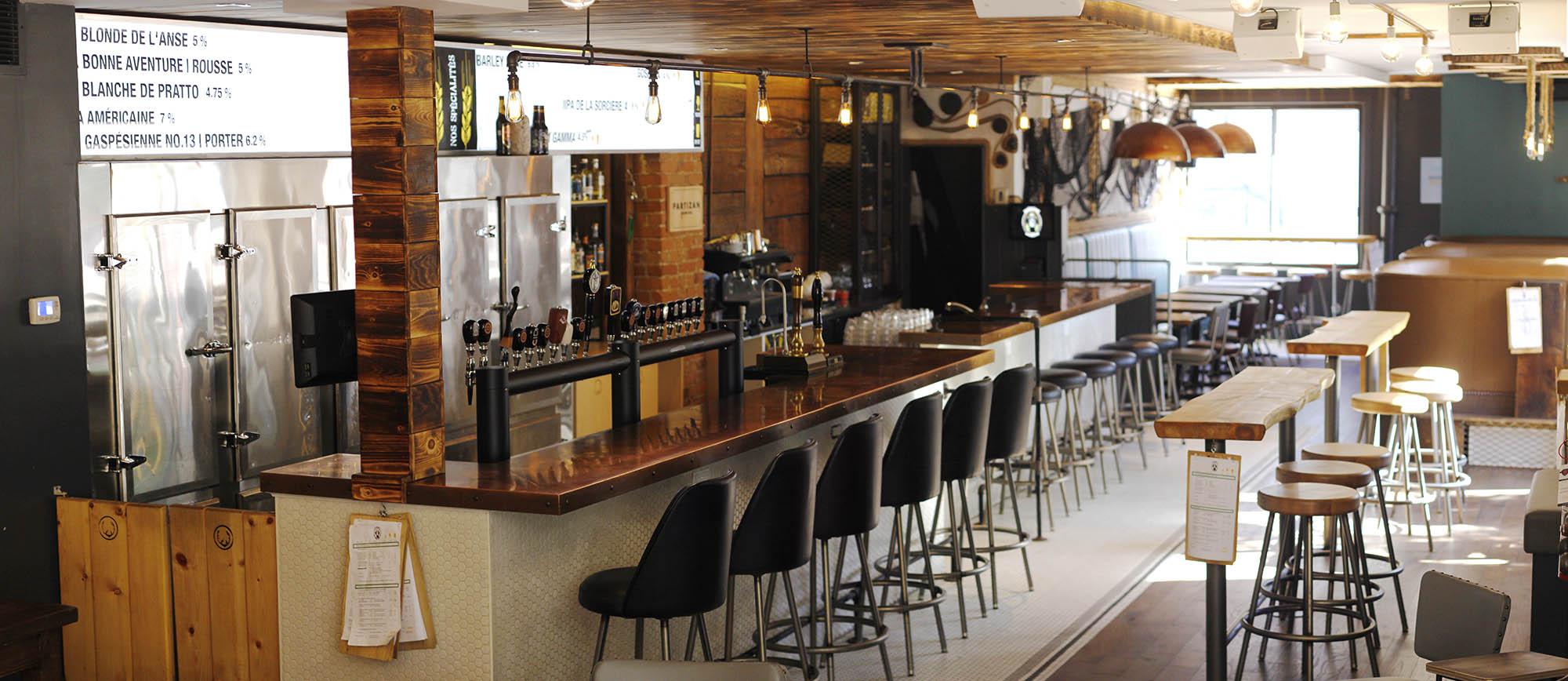 Pub Pit Caribou Interior Design Photoshoot